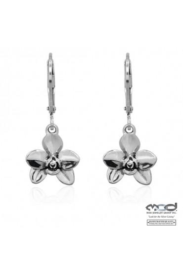 Orchid Flora Earrings