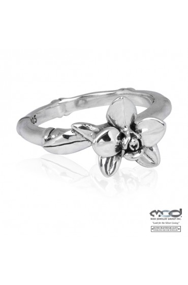 Orchid Flora Ring